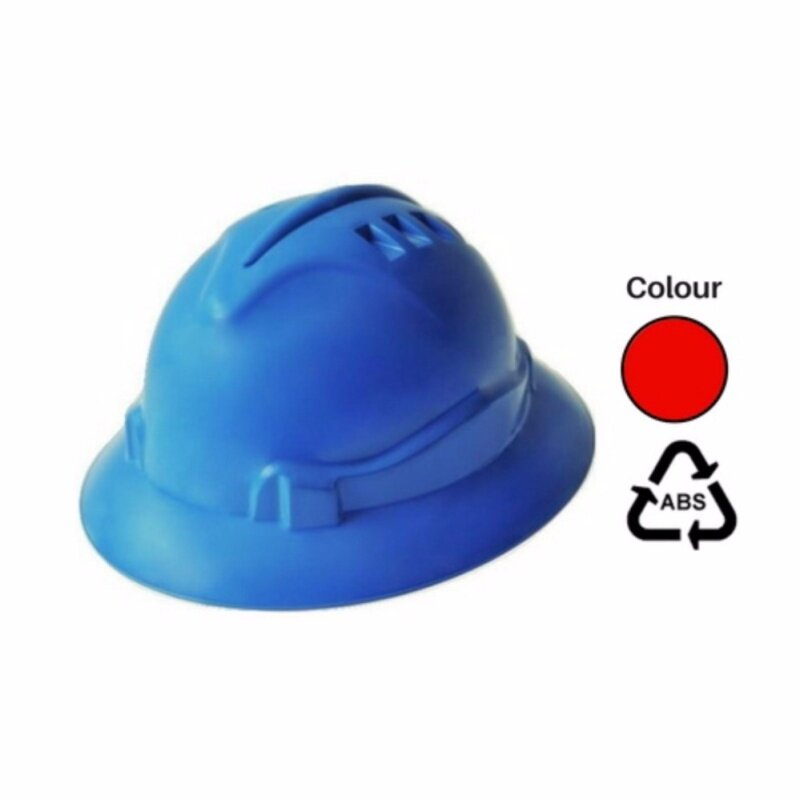 Buy Safety Helmet Advanrim Full Brim Helmet Malaysia