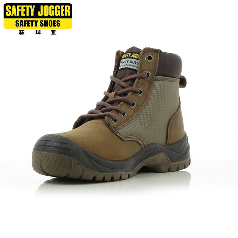 Buy Safety jogger steel head Steel Bottom anti-smashing anti-static safety shoes Malaysia