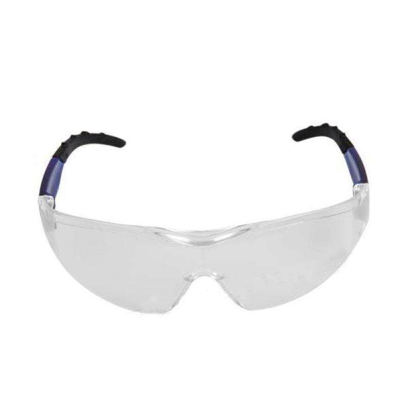 Safety safe Glasses Work Lab Eye Protection Protective Eyewear clear Lens NEW