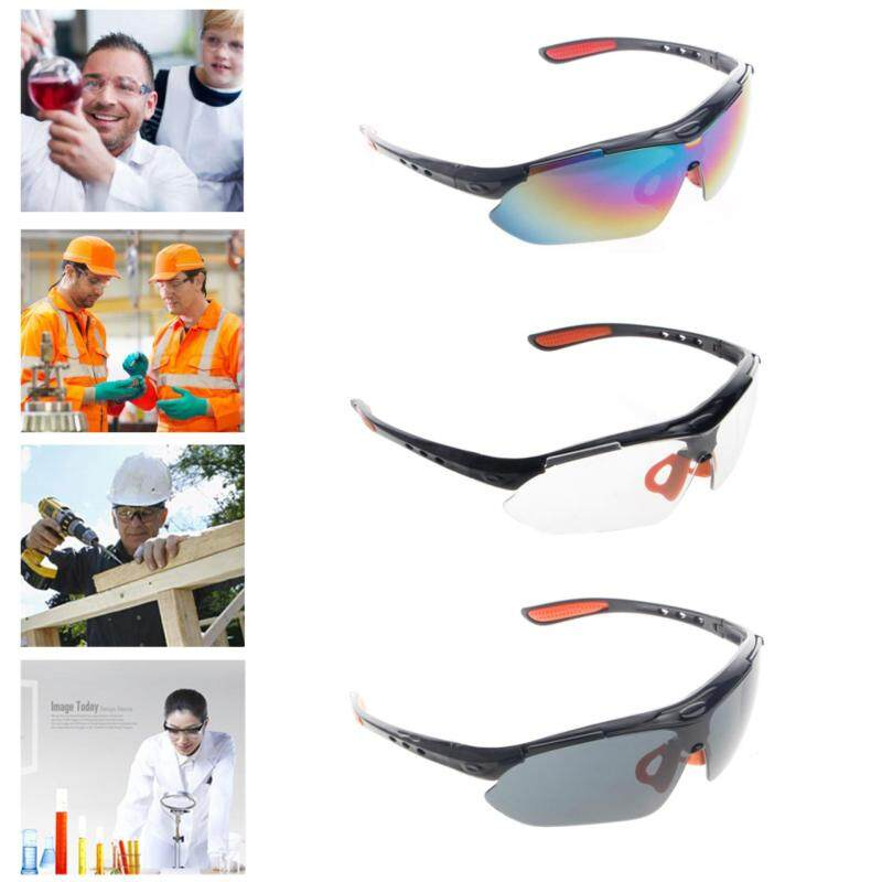 Safety Work Lab Goggles Eyewear Glasses Eye Protection Protective Spectacles