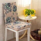 SAGE Dining Room Decoration Chair Cover Stretch Chair Slipcover Protectors - Grass