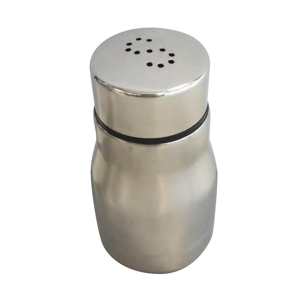 Salt Shaker S/Steel - 5oz