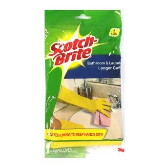 Scotch-Brite Bathroom Gloves