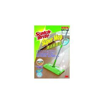 Scotch-Brite Flat Mop Refill Clean 360