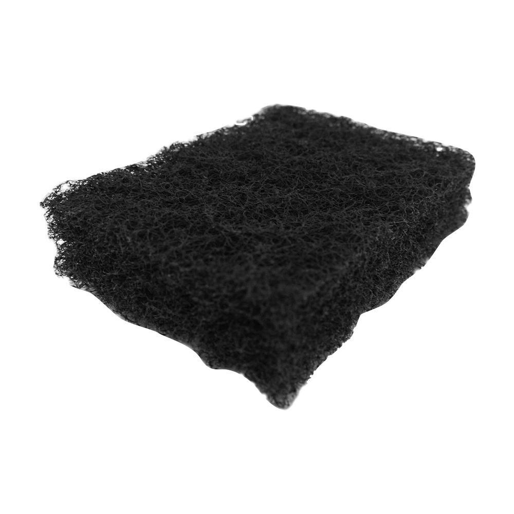 Scouring Pad 1 inch - Black [GS0712B]