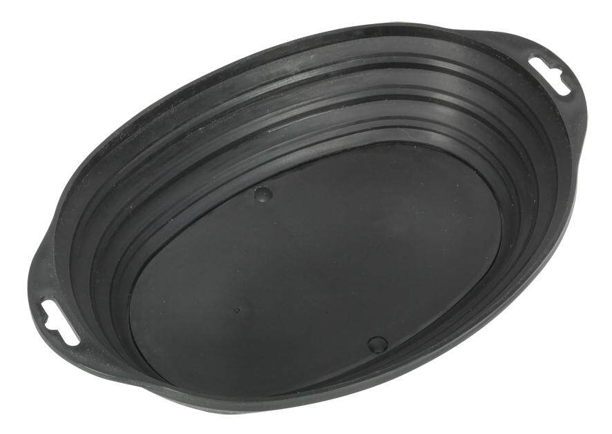 (Clearance) Sealey Retractable Magnetic Parts Tray Oval [Showroom Unit]