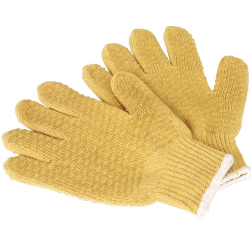 Sealey Sticky Grip Non Slip Gloves Pair