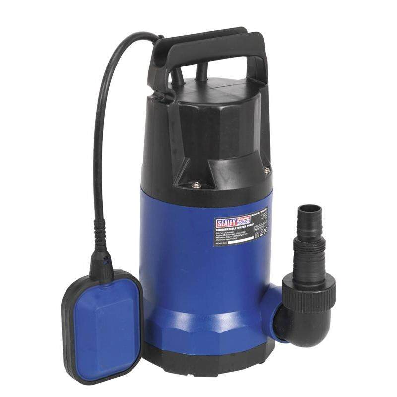 Buy Sealey Submersible Water Pump Automatic 208ltr/min 230V Malaysia