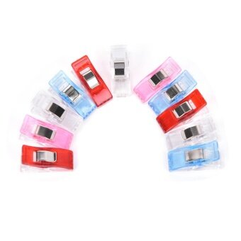 Selling 100pcs Practical Pack Wonder Clips For Crafts Quilting Sewing Knitting Crochet N100