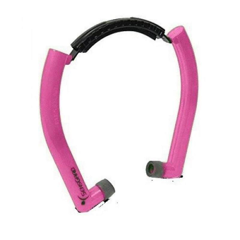 SensGard SG-26 Lightweight Hearing Protection Band NRR 26dB (Pink)
