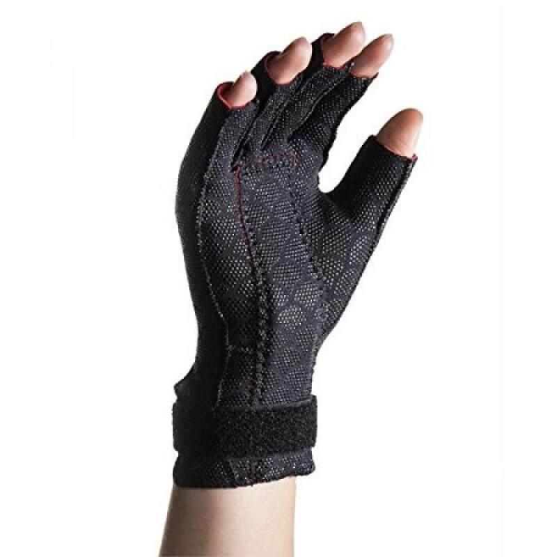 Buy [Seoul boran]Thermoskin Carpal Tunnel Glove, Right Hand, Black, Large Malaysia