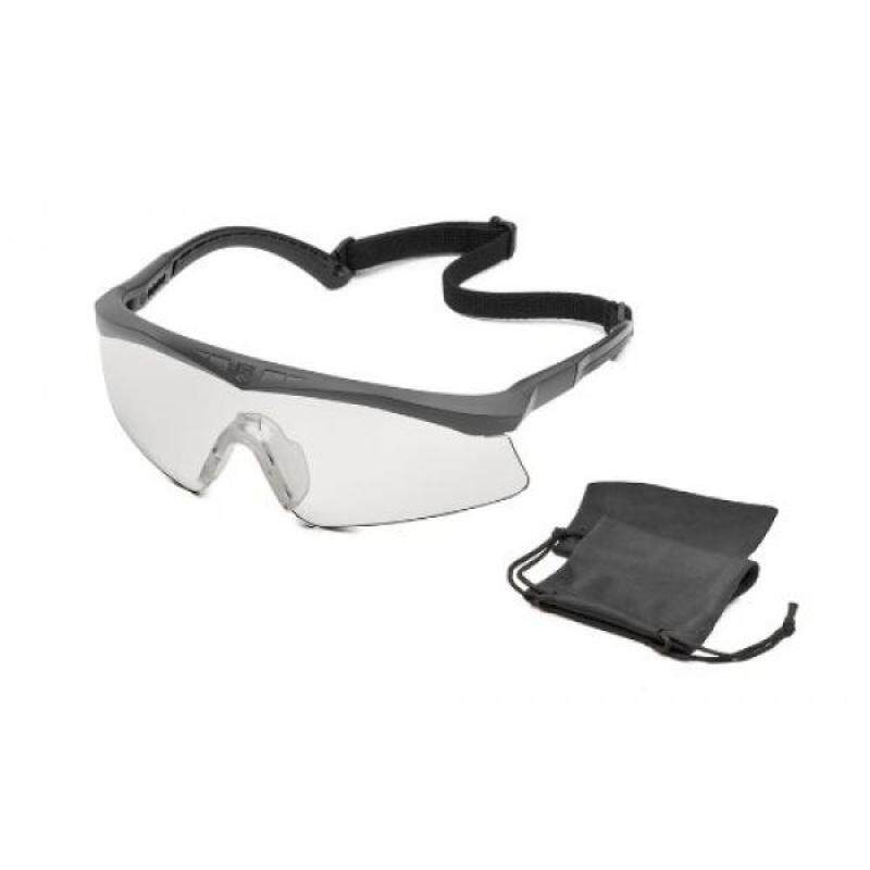 [Seoul lamore]Revision Military Sawfly Basic Clear, Small - Black