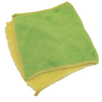 Harga Set of 4 Bamboo Fiber Cleaning Cloth