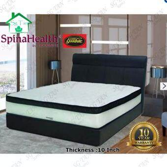 Harga SG TAN Goodnite 10 Inch Posture Spring Queen Mattress