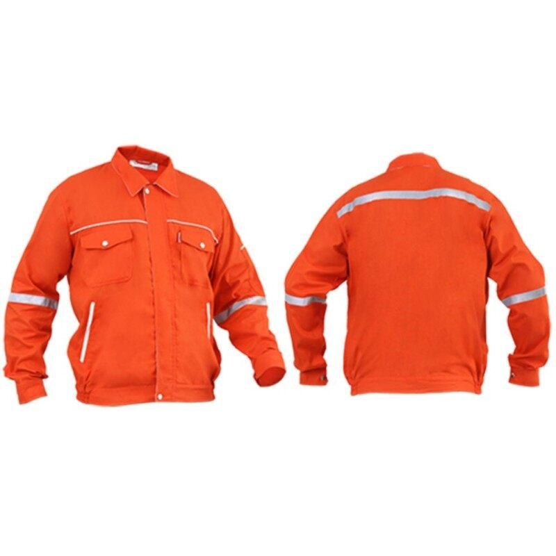 SHAMARR Pre Shrunk Safety Working Jacket (Size 4XL)