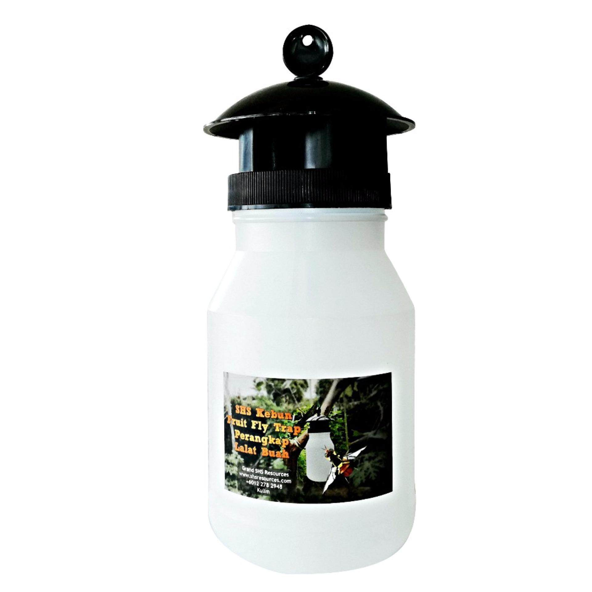 SHS Kebun Oriental Fruit Fly Trap for Pest Control Prevent Fruit Rot in Garden and Farm Non-toxic Organic Way