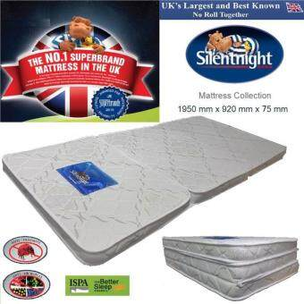 Harga Silentnight Premium Single Foldable Sleeping Mattress