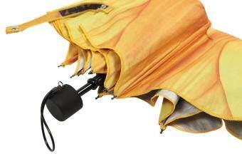 ... SOBUY Women Portable Sunflower Folding Travel Rain Umbrella Parasol,Yellow Malaysia