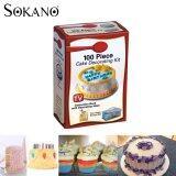 (RAYA 2019) Sokano 100-pc Cake Decorating Kit