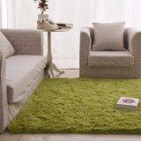 SOKANO Anti Slip Premium Velvet Carpet (120cm x 80cm)- Green