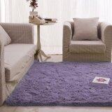 SOKANO Anti Slip Premium Velvet Carpet (120cm x 80cm)- Purple