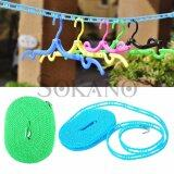 SOKANO Fence Cloth Laundry Drying Hanging Line- Blue