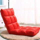 (RAYA 2019) SOKANO Foldable Sofa With Adjustable Angle and Detachable Cover- Red