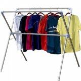 SOKANO X Shape Stainless Steel Retracetable Cloth Drying and Hanging Rack
