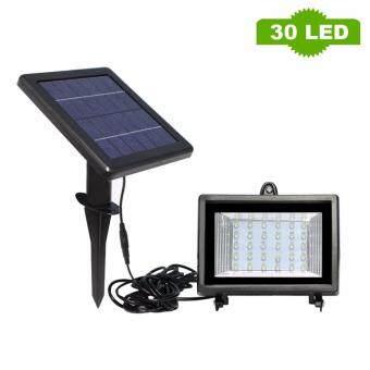 Solar Flooded Led Lamp 30 LEDs solar powered Lamp White OutdoorSolar Led Flood lights Solar LED Spotlights Garden Lamp
