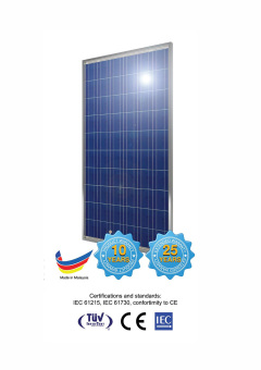 Harga Solar Panel 250Watt Frame Mounted Technology