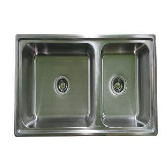 Harga SORENTO KITCHEN SINK 1 BIG 1 SMALL DOUBLE BOWL SRTKS2029