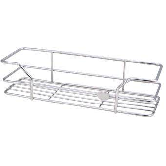 Harga Sorento Stainless Steel Bathroom Shelf/Basket SRTBK7003 For ShampooTower