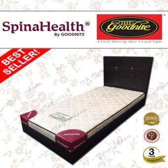 Harga SpinaHealth by Goodnite(127mm) 5 inch Single Foam Mattress