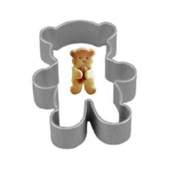 Harga S/S Mini Bear Cookie Cutter
