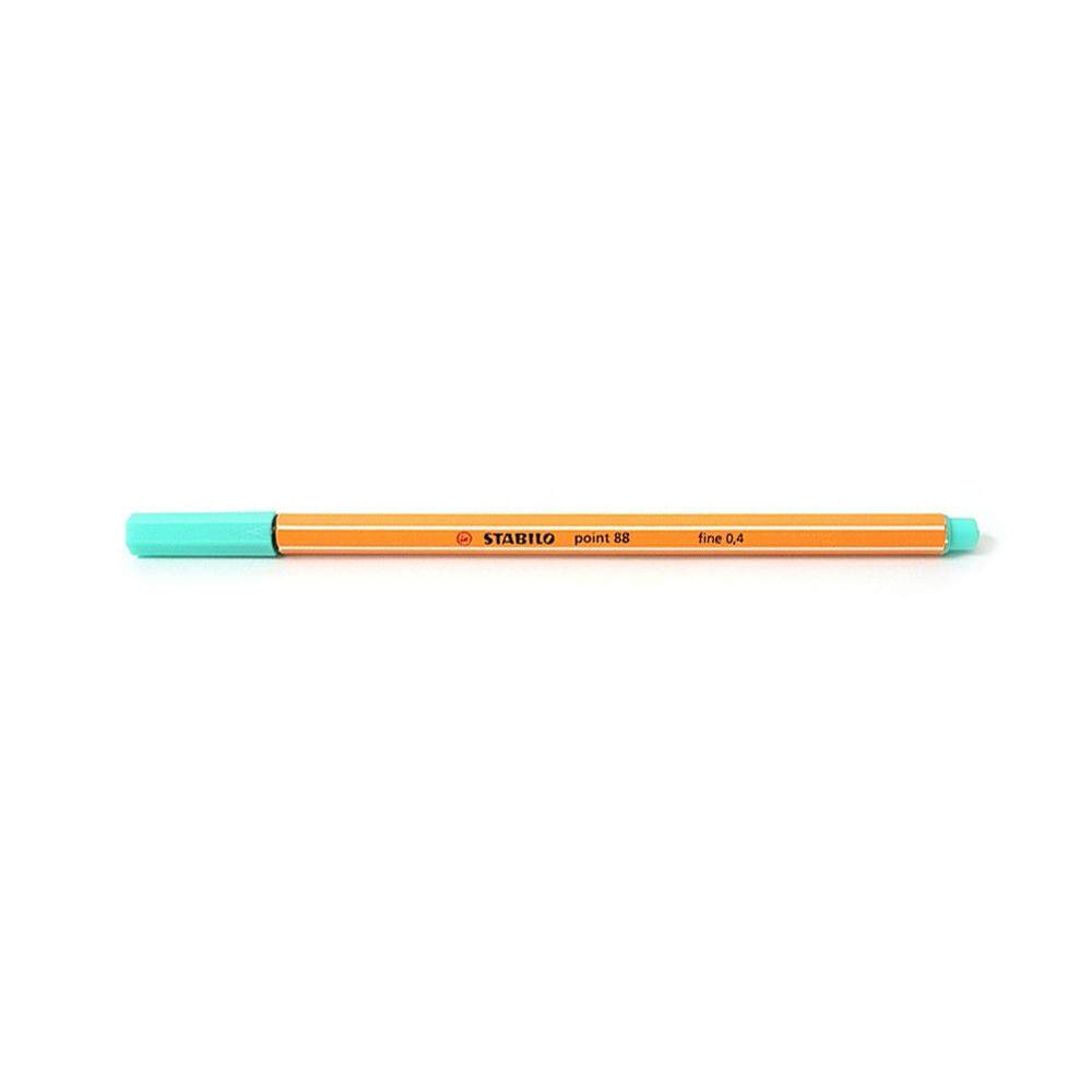 Stabilo Point88 Fine MarkerPen Ice Green 0.4mm
