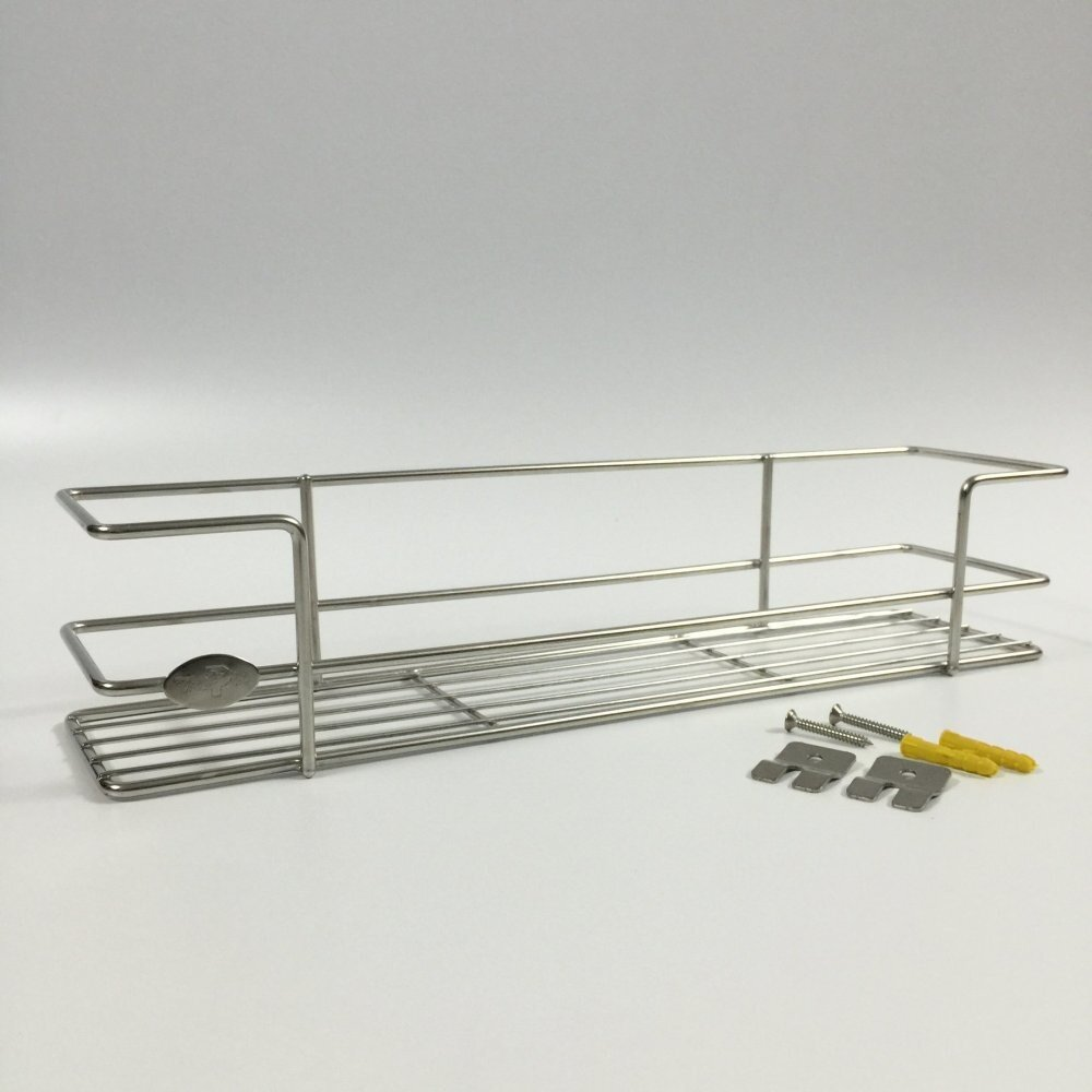 Stainless Steel 304 (18-8) Shampoo Rack (400mm)