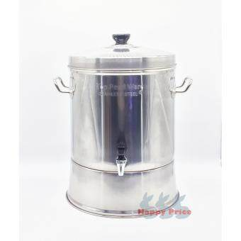 Harga Stainless Steel Hot & Cold Water Dispenser, Water Cooler, 18Liter