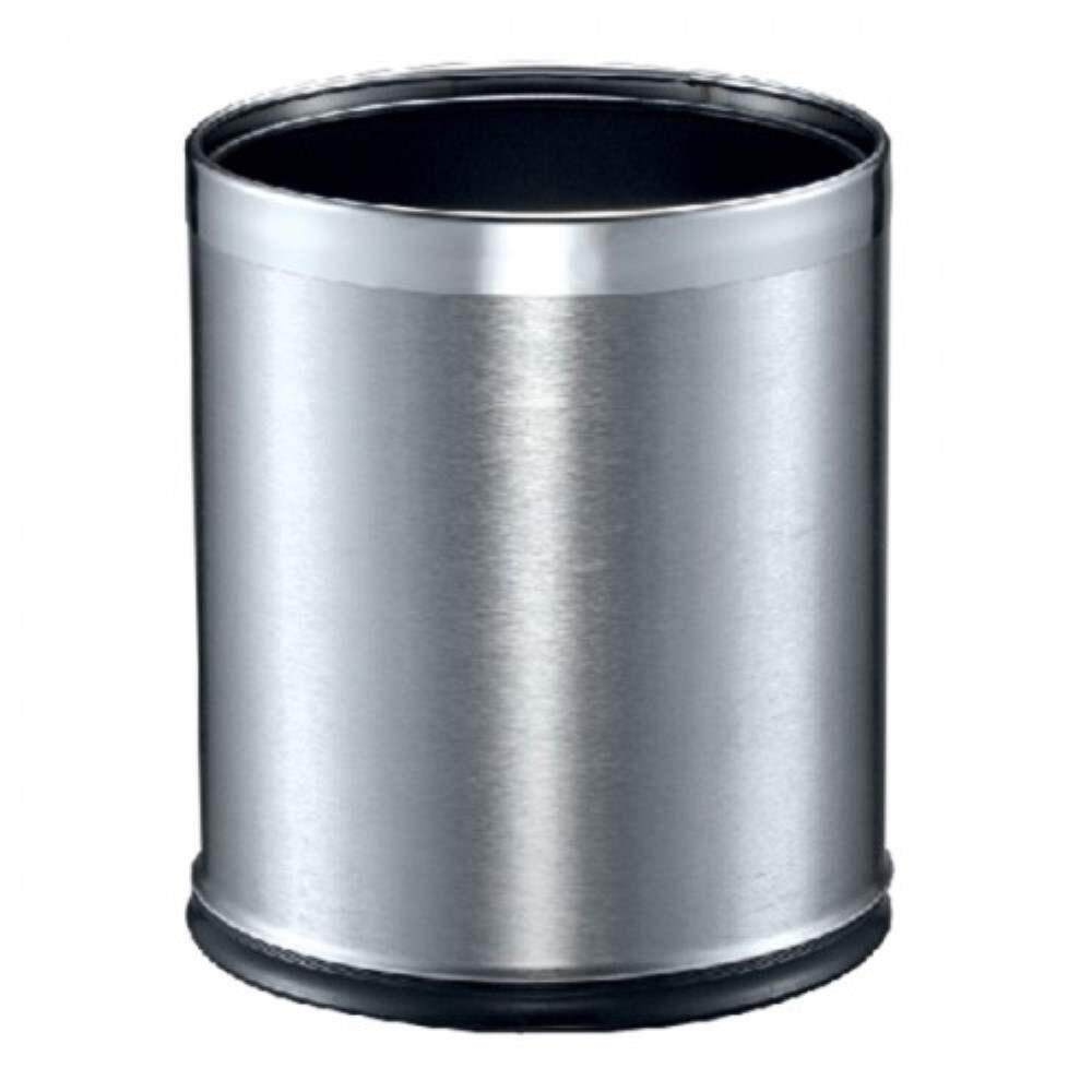 Stainless Steel Round Waste Bin - Double Layer RB-083/SS (Item No: G01-22) A6R1B24