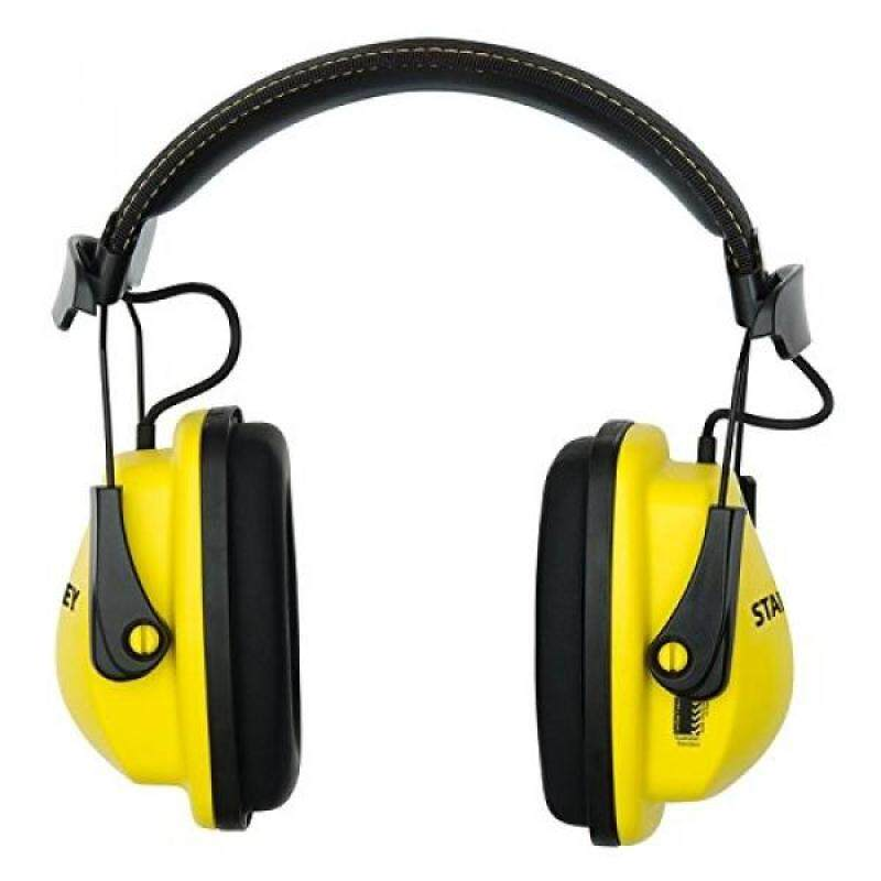 Buy Stanley Sync Stereo Earmuff with MP3 Connection (RST-63011) Malaysia