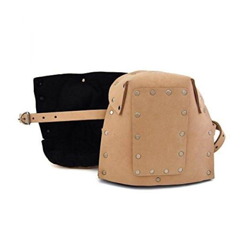 Buy Style n Craft 94012 Professional Kneepads in Heavy Top Grain Leather, Natural Color Malaysia