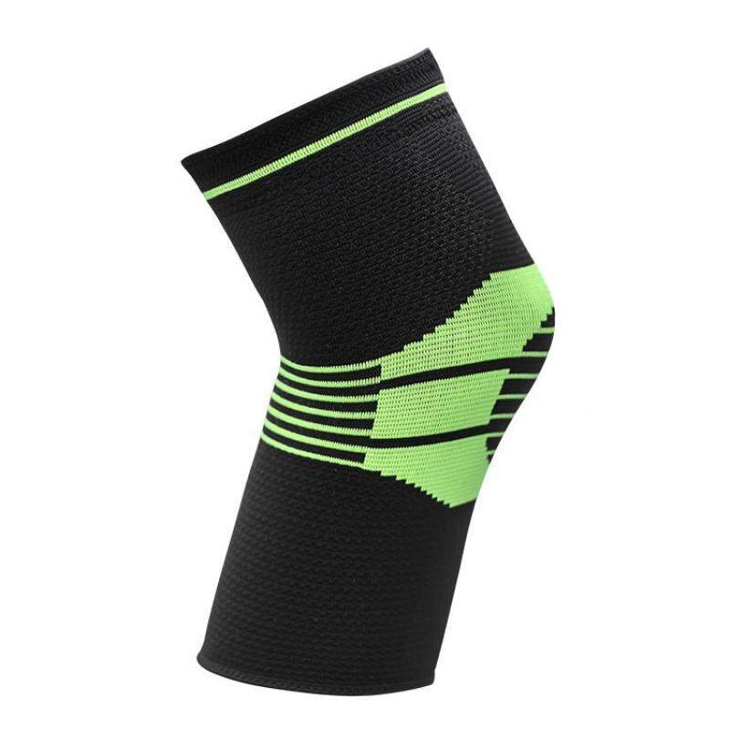 Buy Summer outdoor sporting goods ultra-thin breathable basketball knee pads high-stretch bike knee pads (Size: L) A11YDHJ0695 Malaysia