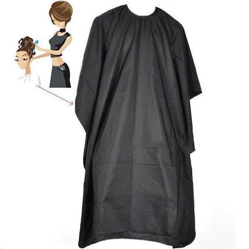 Buy Sunshop DIY Hair-cutting Black Body Protective Gown Hairdressing Salon Robe Cloak Barber Cape Malaysia