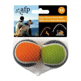 Harga Super Bounce Tennis Ball Dog Toys