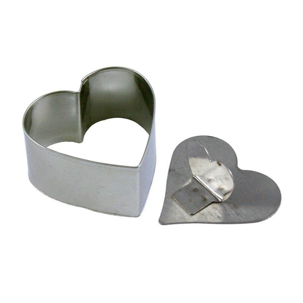 [Sushi Maker] Onigiri Mould Stainless Steel (Heart Shape)