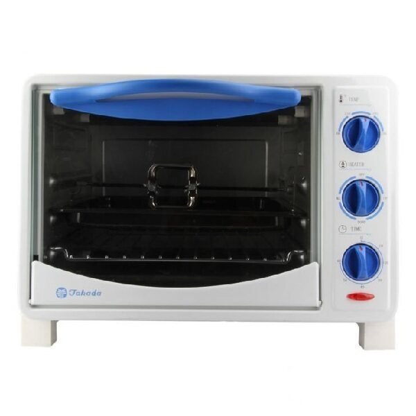 Takada ISB-20F 20-Litre Convection Countertop Oven (White)