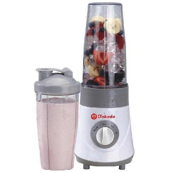 Takada TK-350 Personal Mini Compact Food Blender 750ml (White)