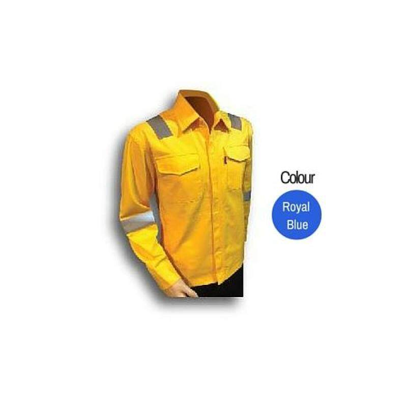 Buy Tanker Exclusive Jacket Royal Blue (XL) Malaysia