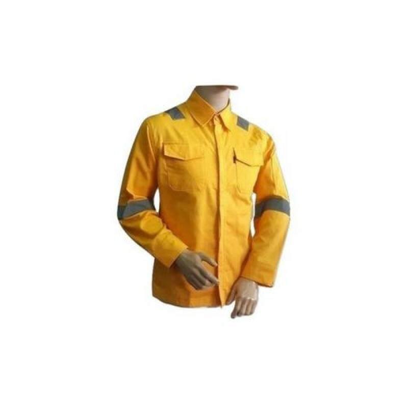 Buy Tanker Exclusive Jacket Yellow (2XL) Malaysia