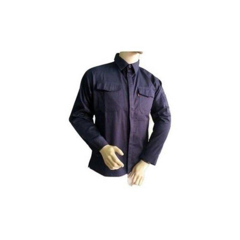 Buy Tanker Welding Jacket Navy Blue (L) Malaysia