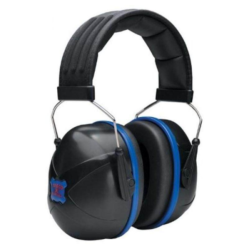 Buy Tasco 3006 Nextera Over-the-Head Earmuffs, NRR=30, Black Malaysia